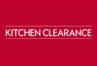 Clearance on Waitrose Kitchen