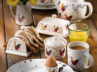 Churchill China Rooster