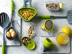A selection of kitchen gadgets
