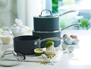 Waitrose Own brand pots and pans