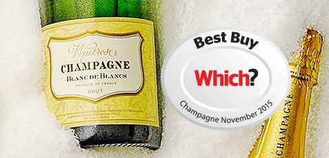 An award-winning Champagne recommended by Which?