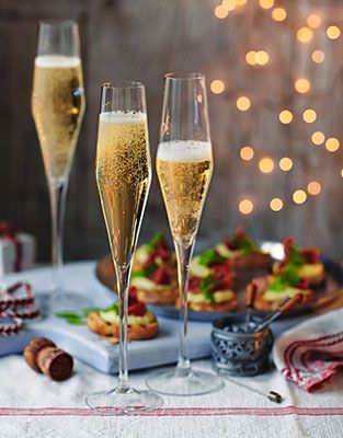Save upto 1/3 on Champagne