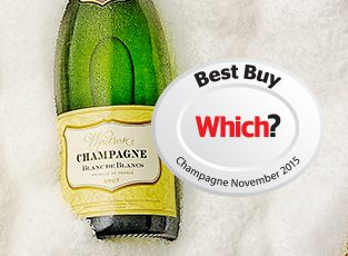 Which award-winning Champagne
