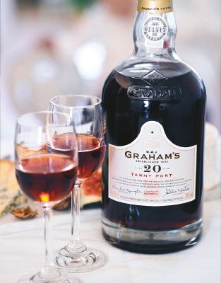 Port, sherry and madeira