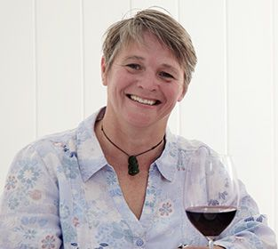 Master of Wine Xenia Irwin