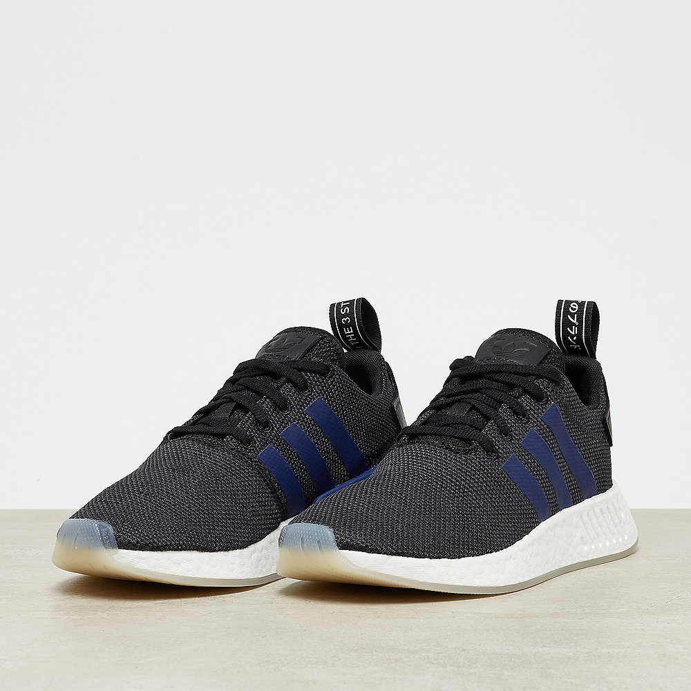 adidas NMD R2 core black/noble indigo