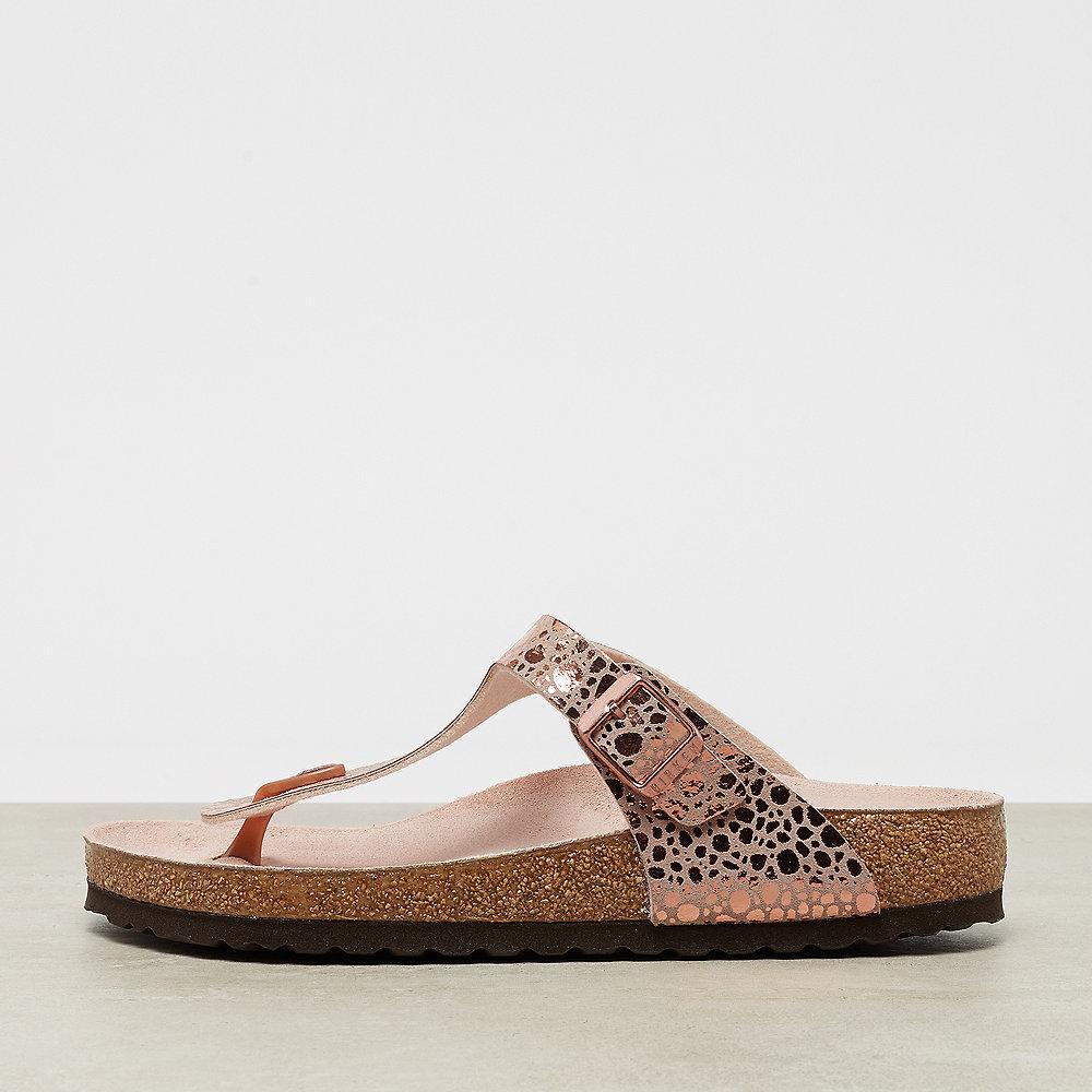 0472fd523e4d46 Birkenstock Gizeh metallic stones copper Schuhe bei ONYGO bestellen