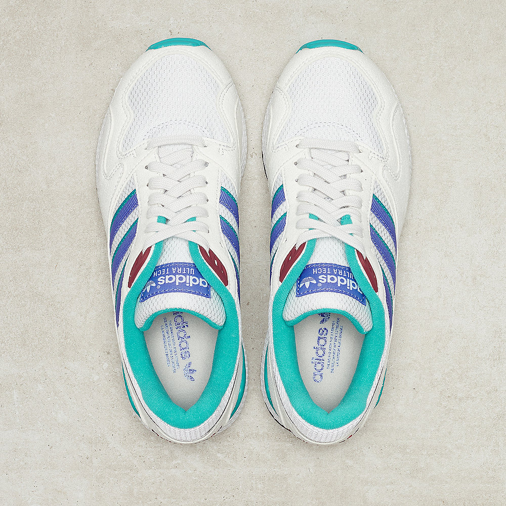 adidas Ultra Tech crystal white/real lilac/core black