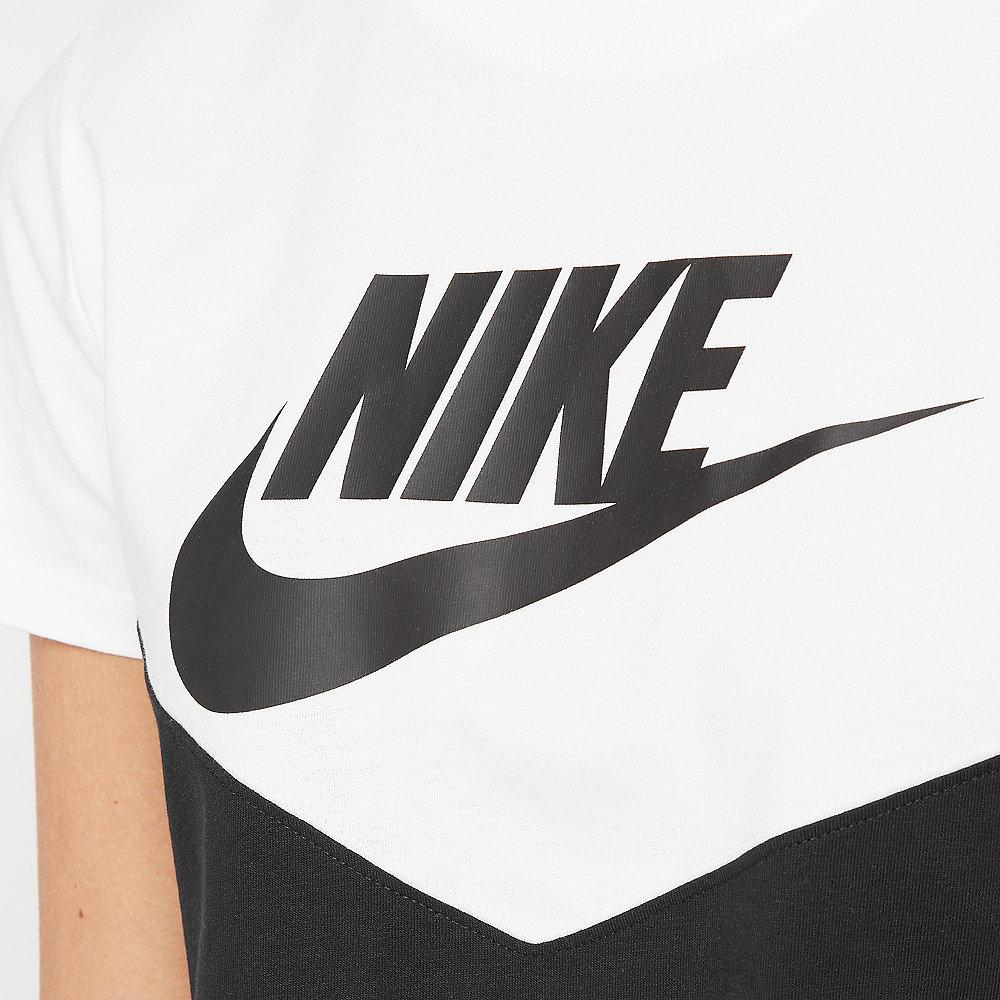 NIKE NSW Heritage T-Shirt black/white/black