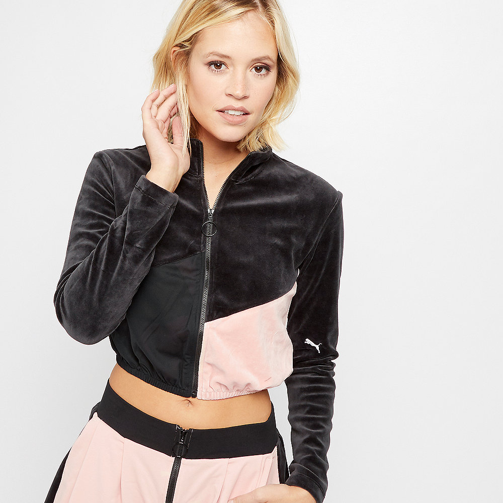 Puma Rive Gauche FZ Jacket black