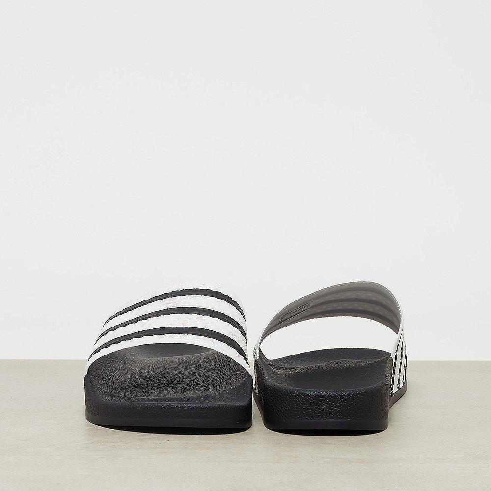 adidas Adilette W core black/core black/grey two17