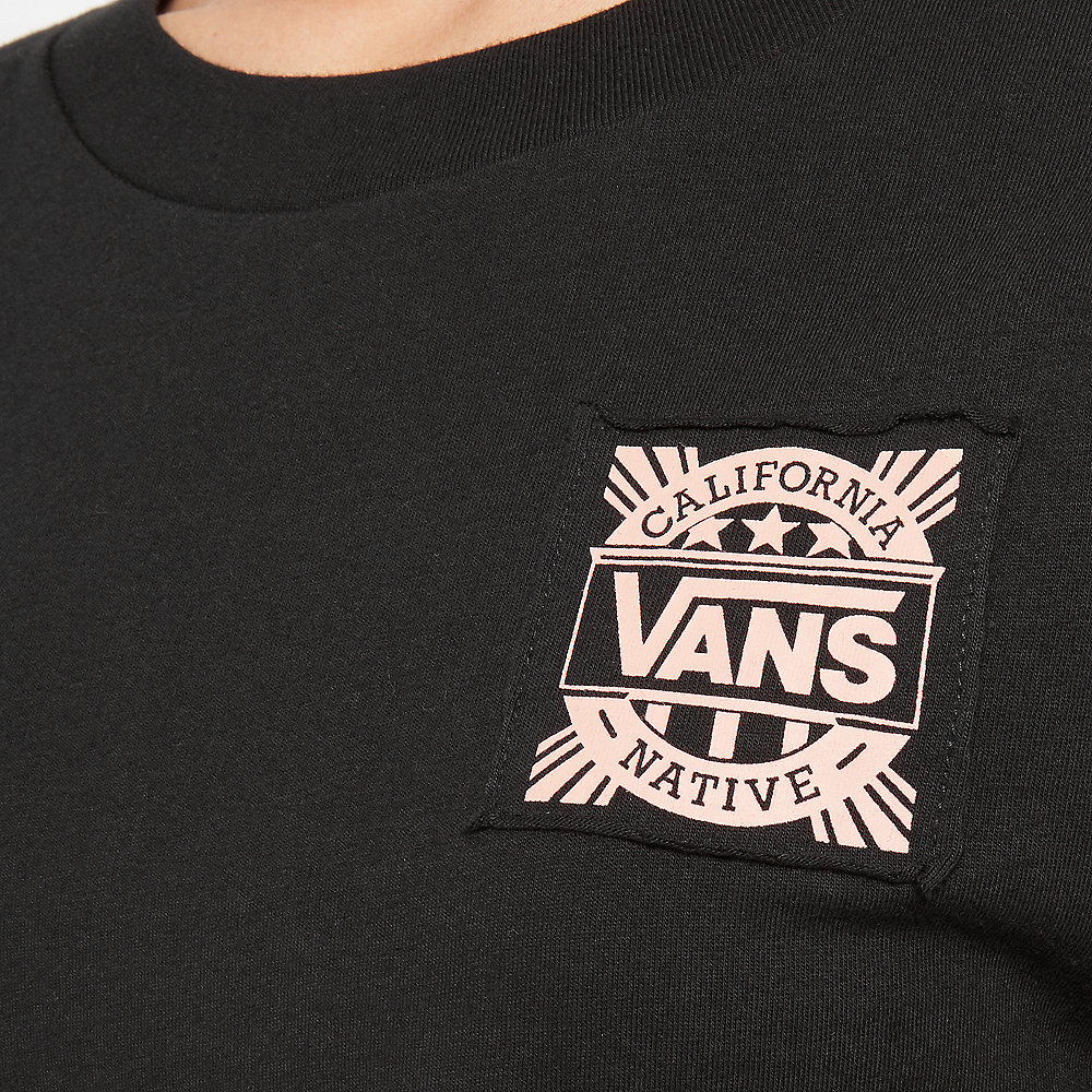 Vans Cali Native Crop Longsleeve black