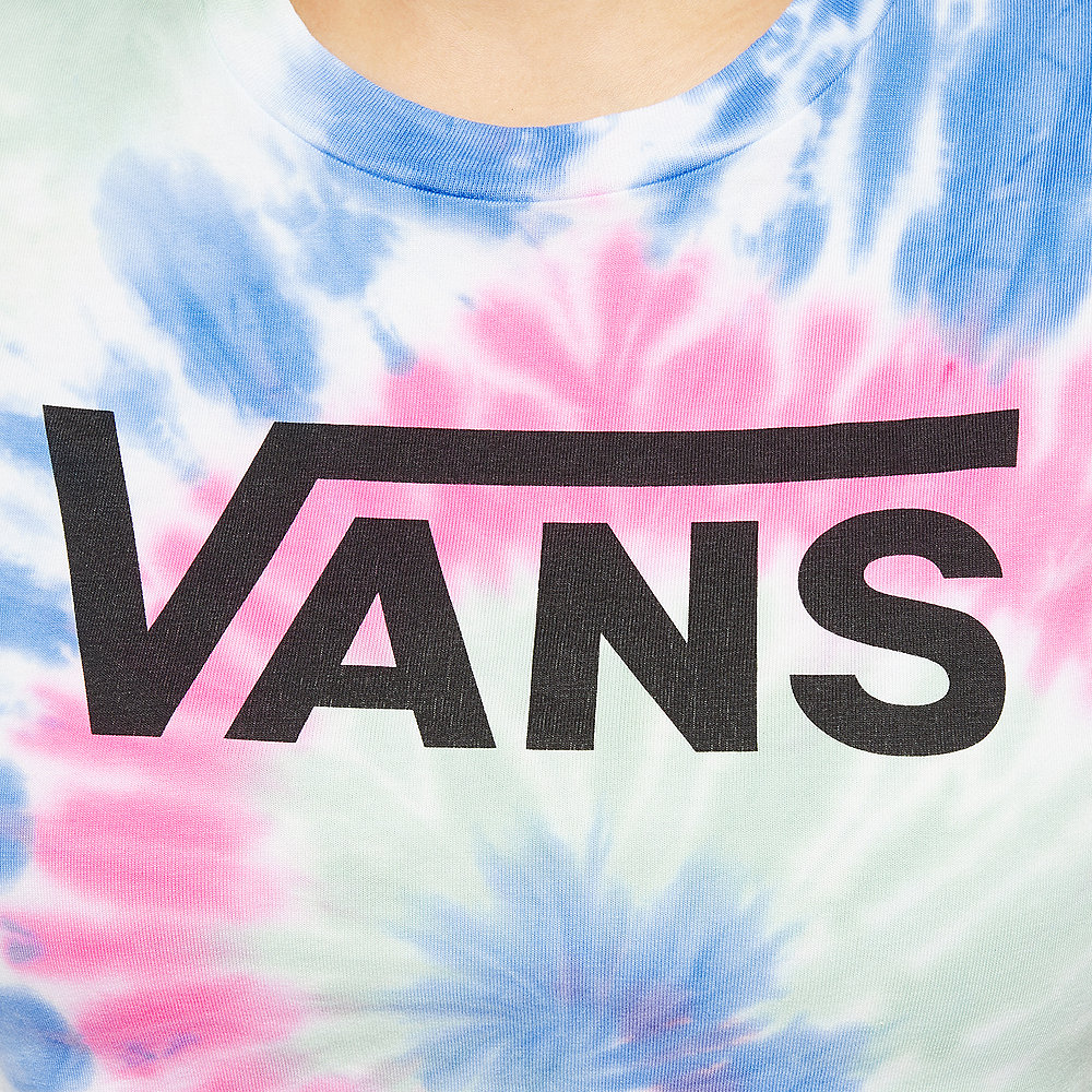 Vans DYE Job tie dye