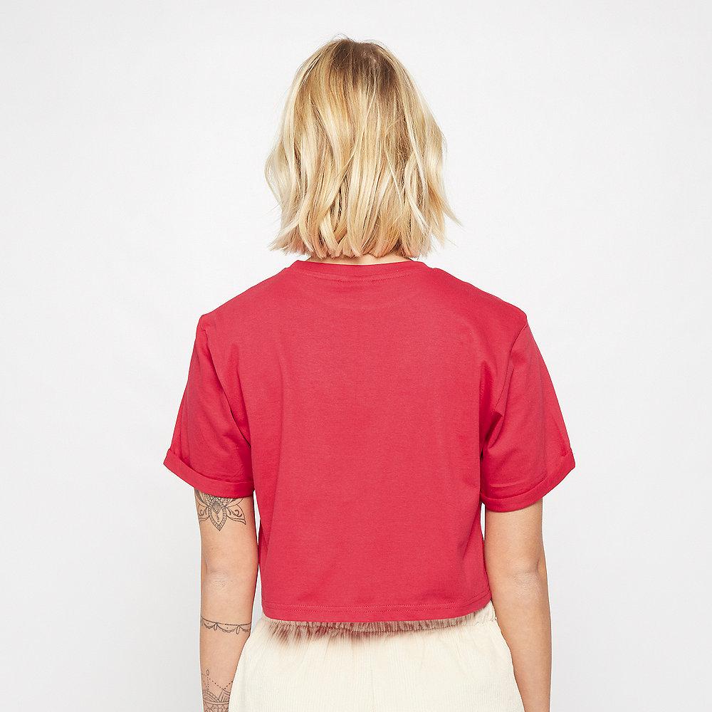 Ellesse Alberta Crop Shirt red