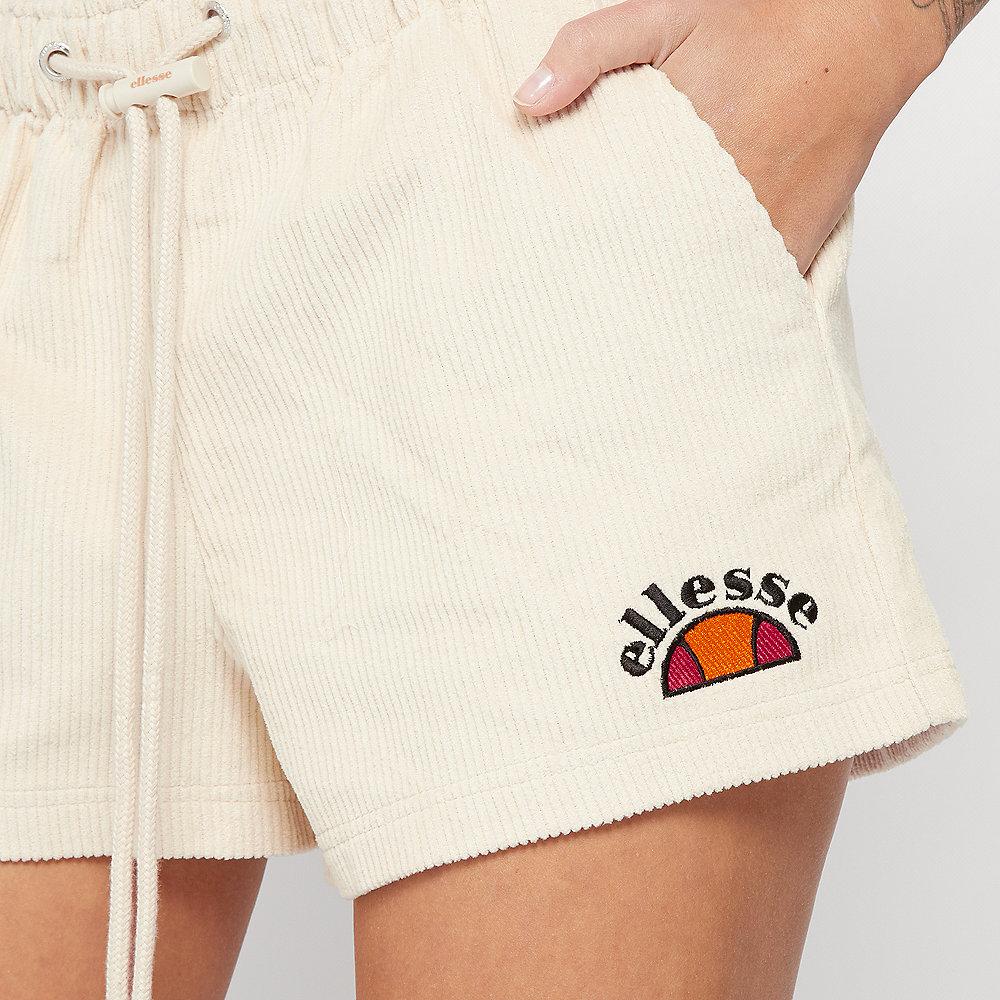 Ellesse Frangipangi Corduroy Shorts off white