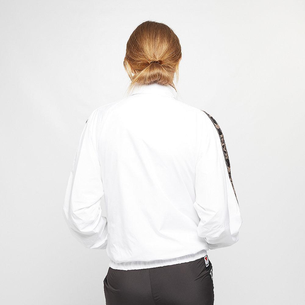 Karl Kani OG Block Trackjacket white