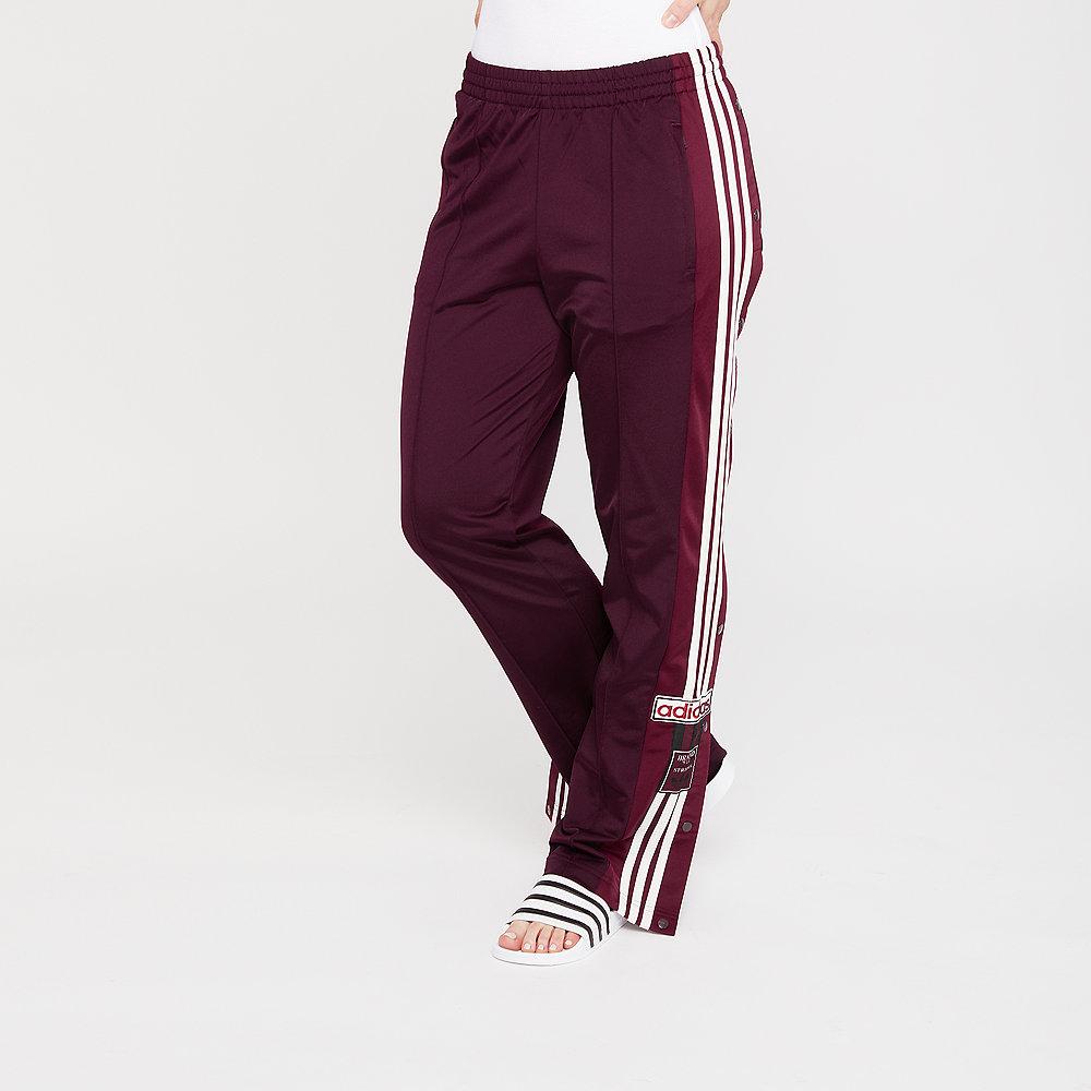adidas Adibreak Track Pants maroon