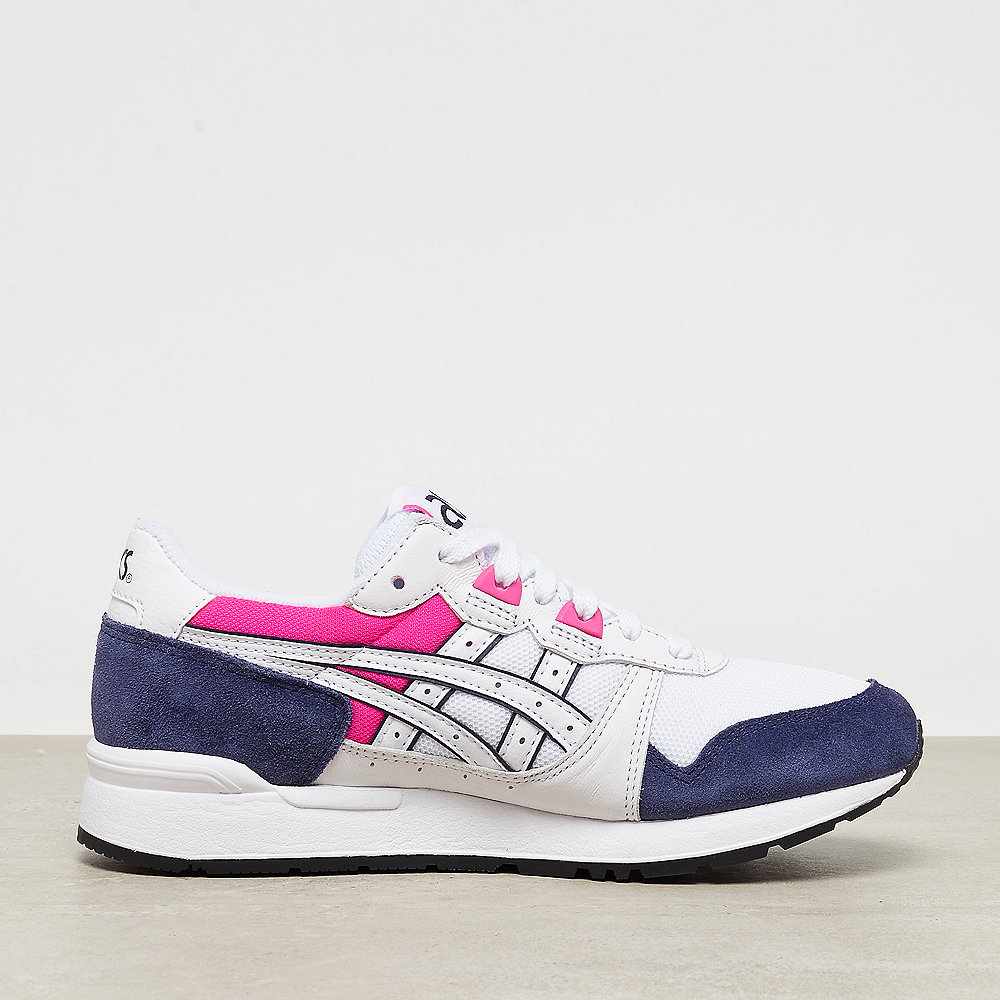 Asics Gel-Lyte white/peacoat