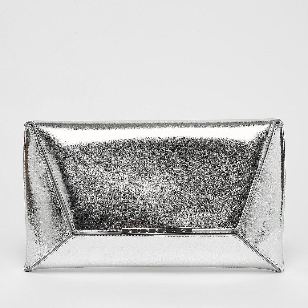 Buffalo Clutch silver
