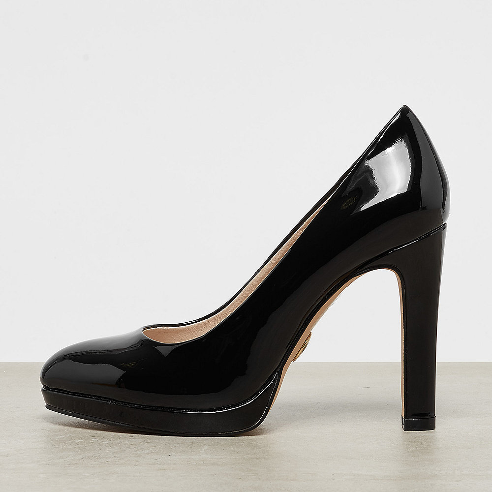 5585423d0efed2 Buffalo Pumps patent black High Heels