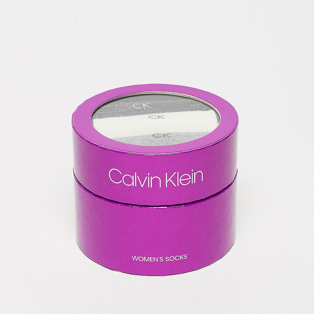 Calvin Klein 3 Pair Holiday Sparkle multicolor