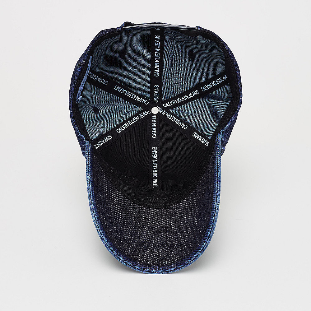 Calvin Klein J Monogram Cap W dark wash/denim