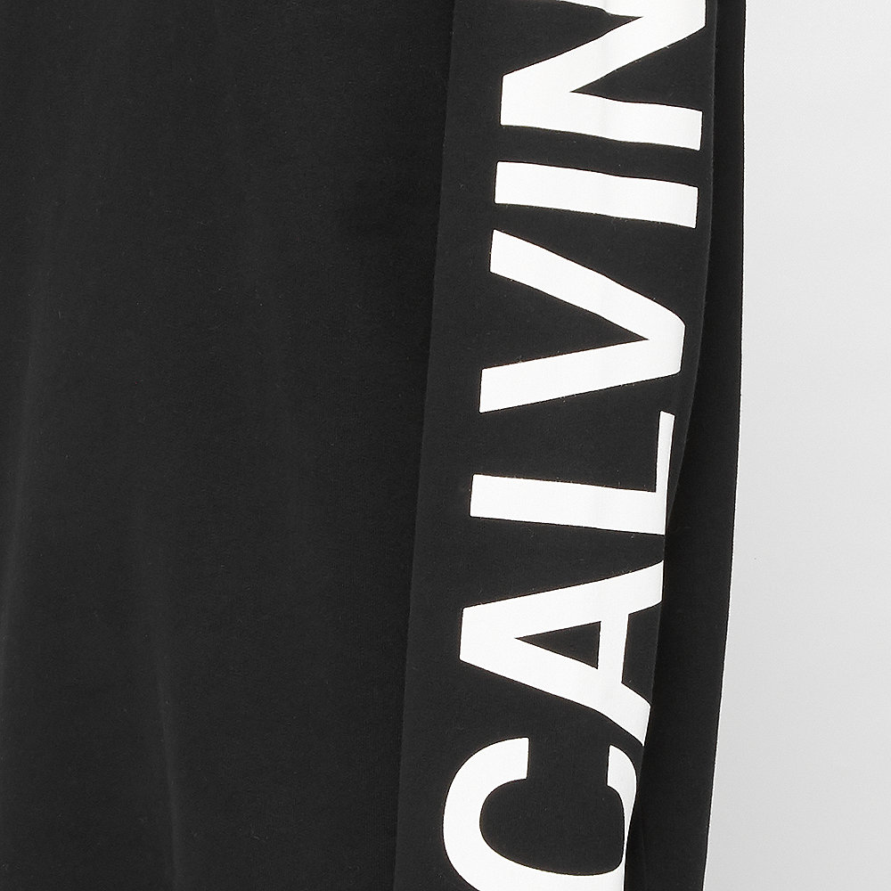 Calvin Klein Logo Dress black