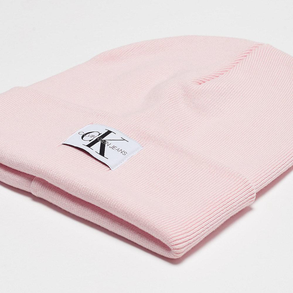 Calvin Klein Monogram Beanie peachy keen