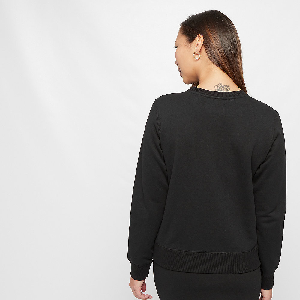 Calvin Klein Monogram Outline Crewneck black/white