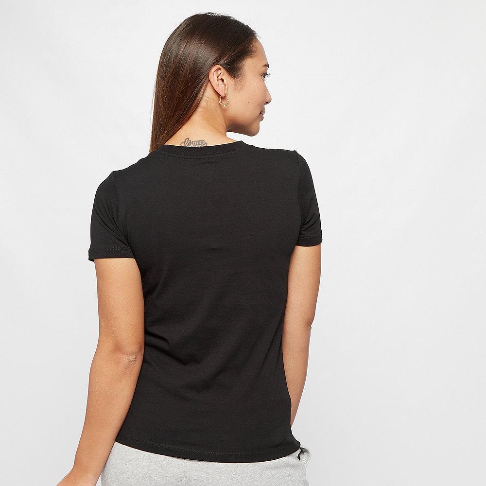 Converse Star T-Shirt Chevron Small Chest Logo black