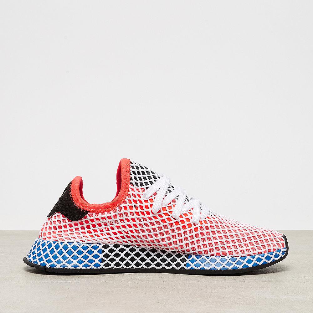 adidas Deerupt Runner the OG red/red/blue