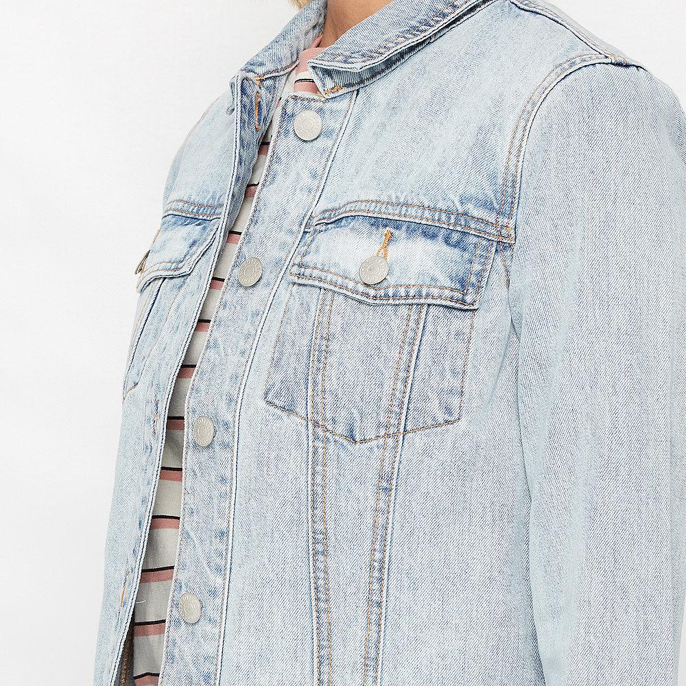 Edited Cece Denim Jacket blau