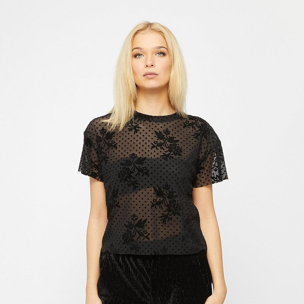 Edited Shirin T- Shirt schwarz