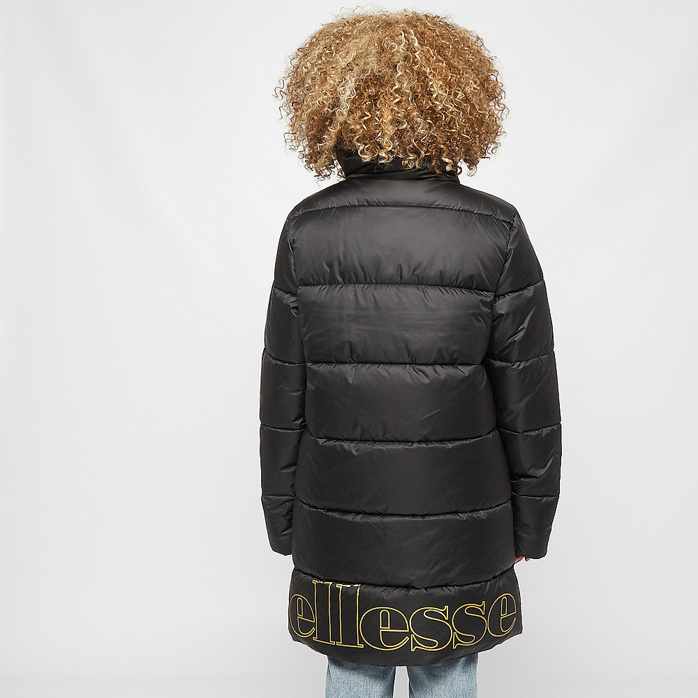 Ellesse Peretta Long Padded black