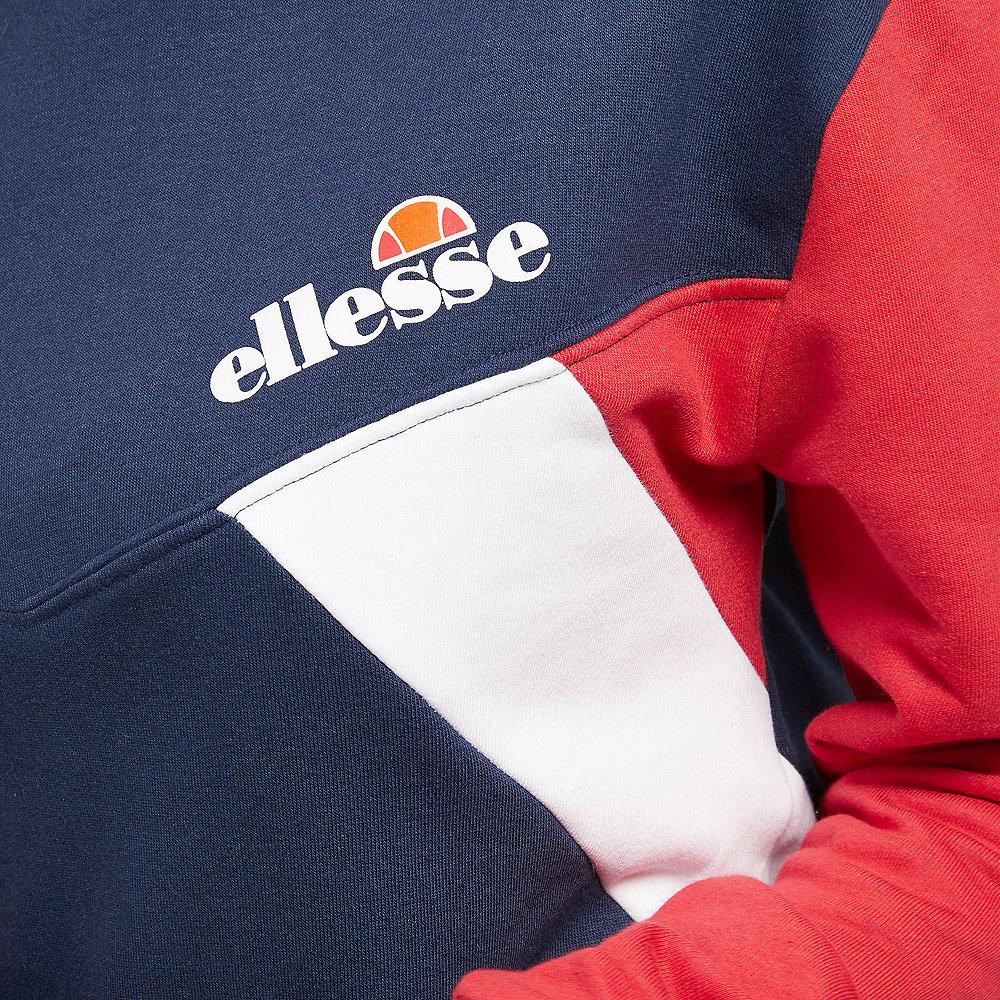 Ellesse Valesia Longsleeve Sweatshirt dress blues ribbon red ad316c6ff6
