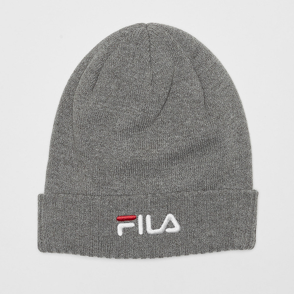 Fila Beanie Linear light grey mel.