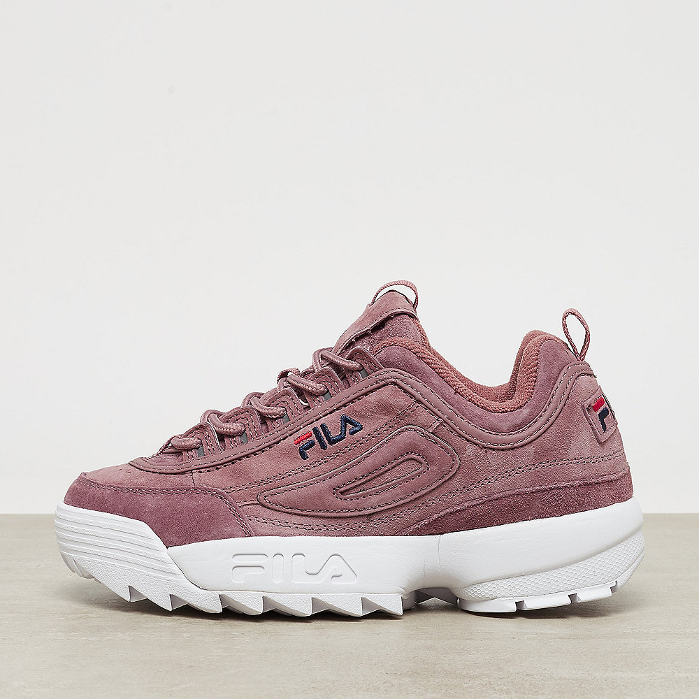 Fila Disruptor S Low ash rose