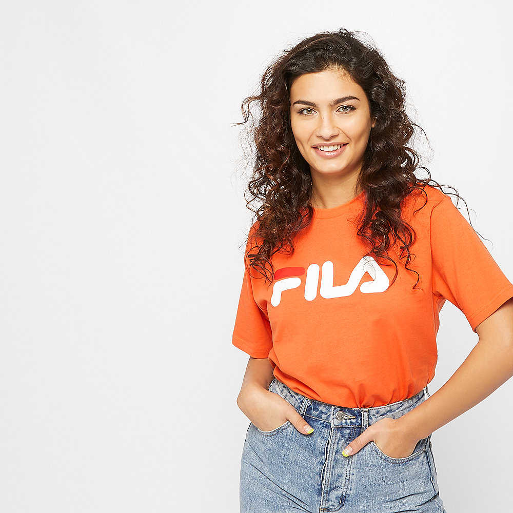 Fila Pure T-Shirt harvest pumpkin