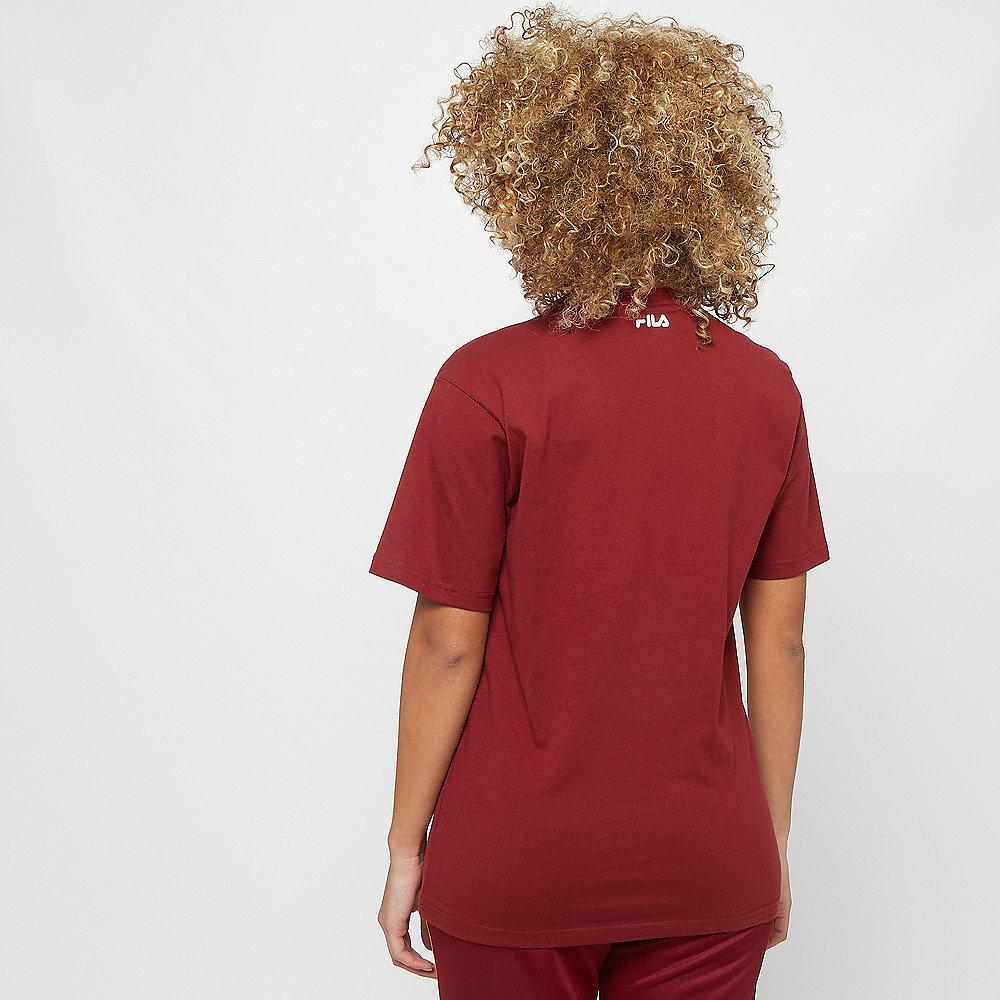 Fila Pure T-Shirt merlot