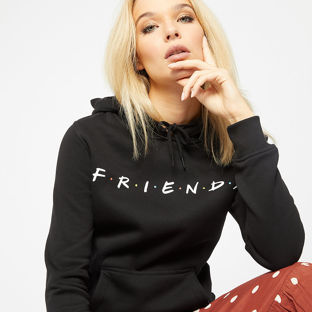 ONYGO Friends Logo EMB Ladies Hoody black