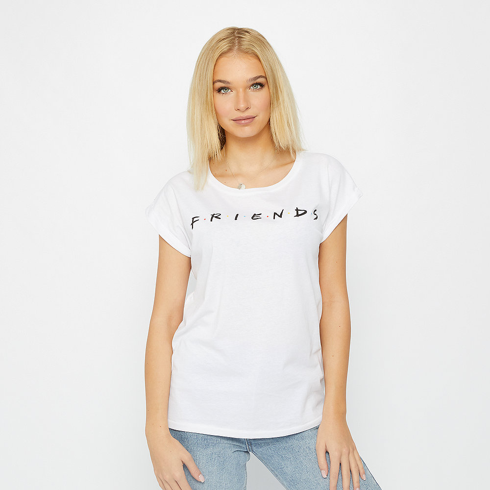 ONYGO Friends Logo Ladies T-Shirt white