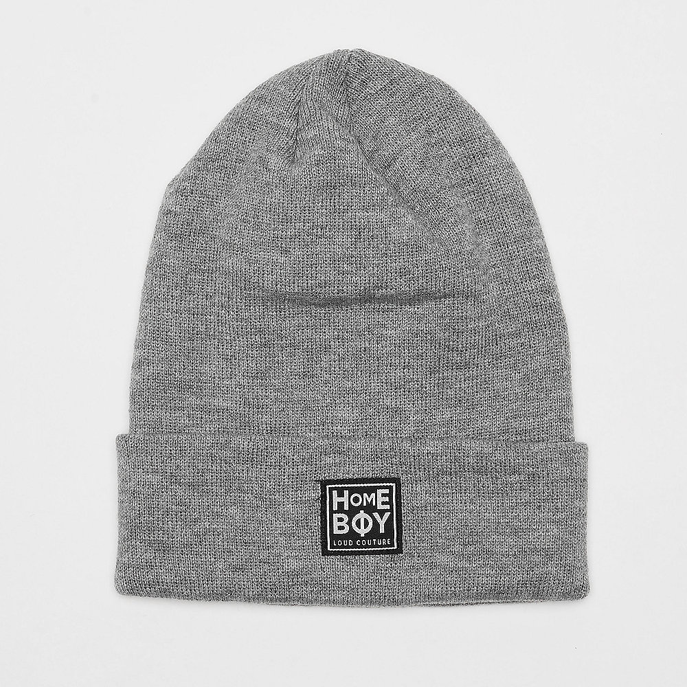 Homeboy Bad Hair Beanie grey heather