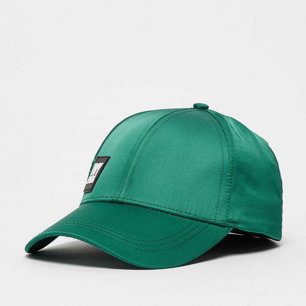 IVY PARK Logo Patch Cap forest green