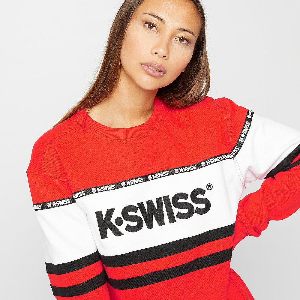 K-Swiss Fresno Sweat red