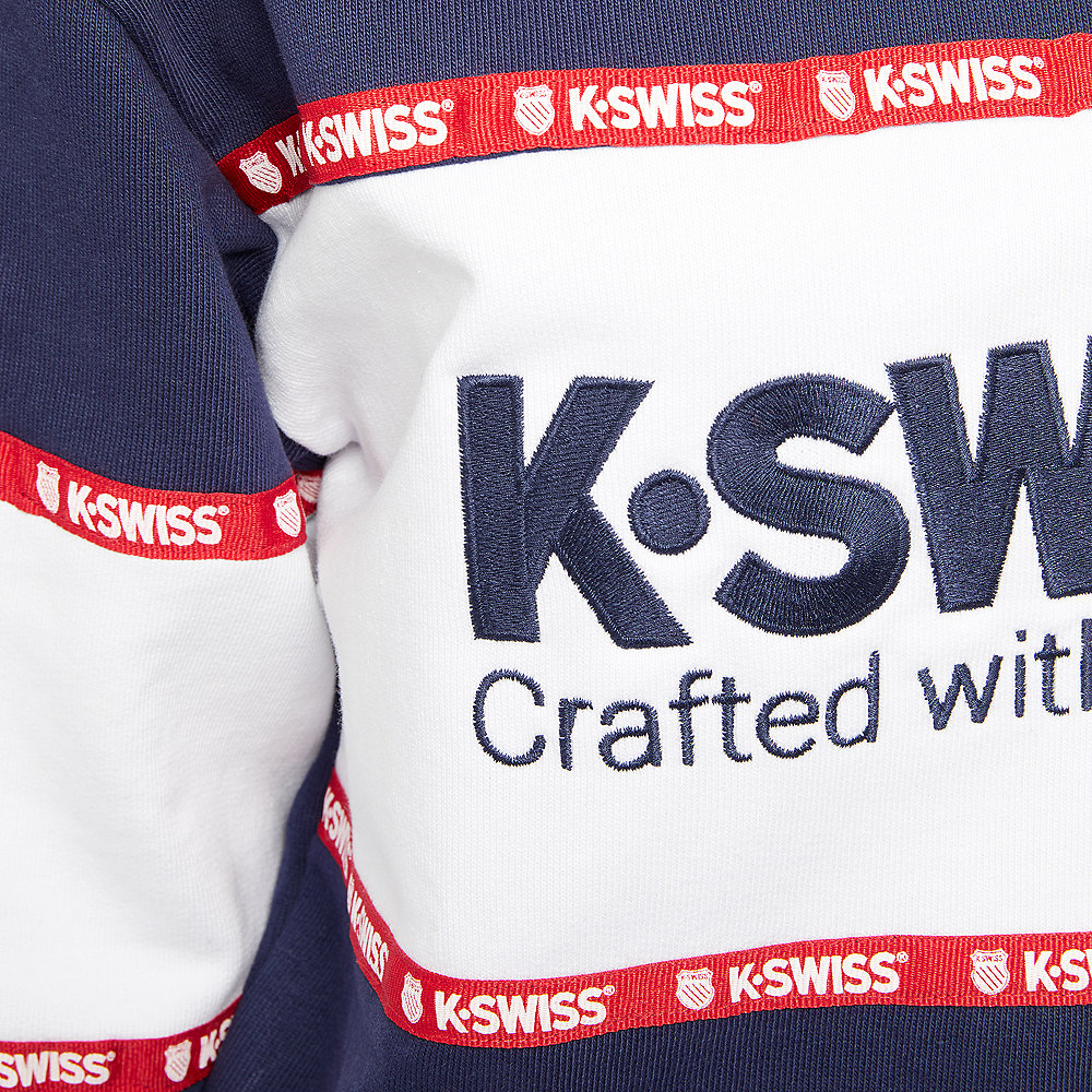 K-Swiss Modesto Oversized navy