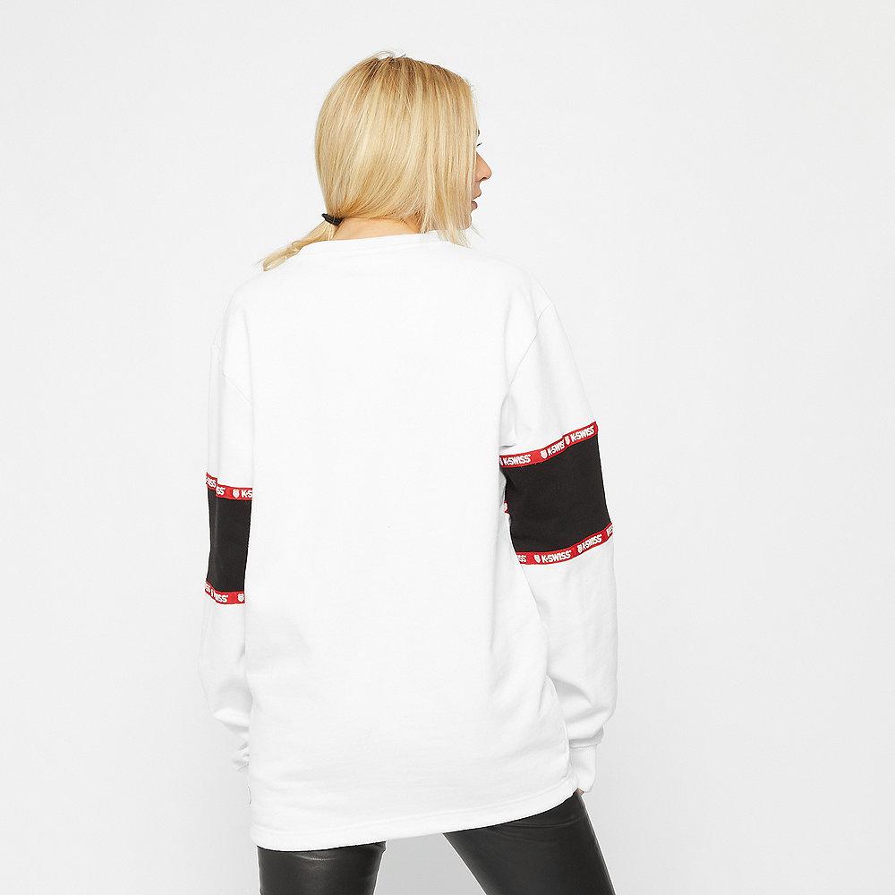 K-Swiss Modesto Oversized white