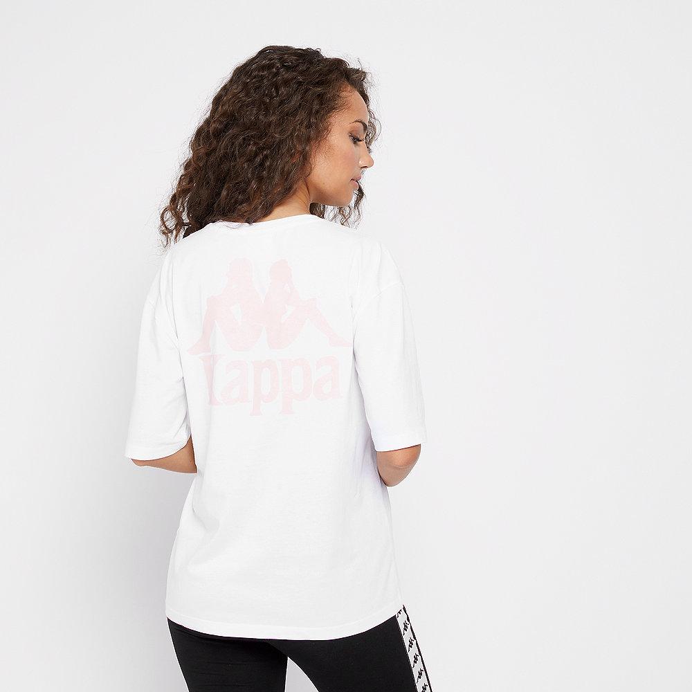 Kappa Tiada T-Shirt white