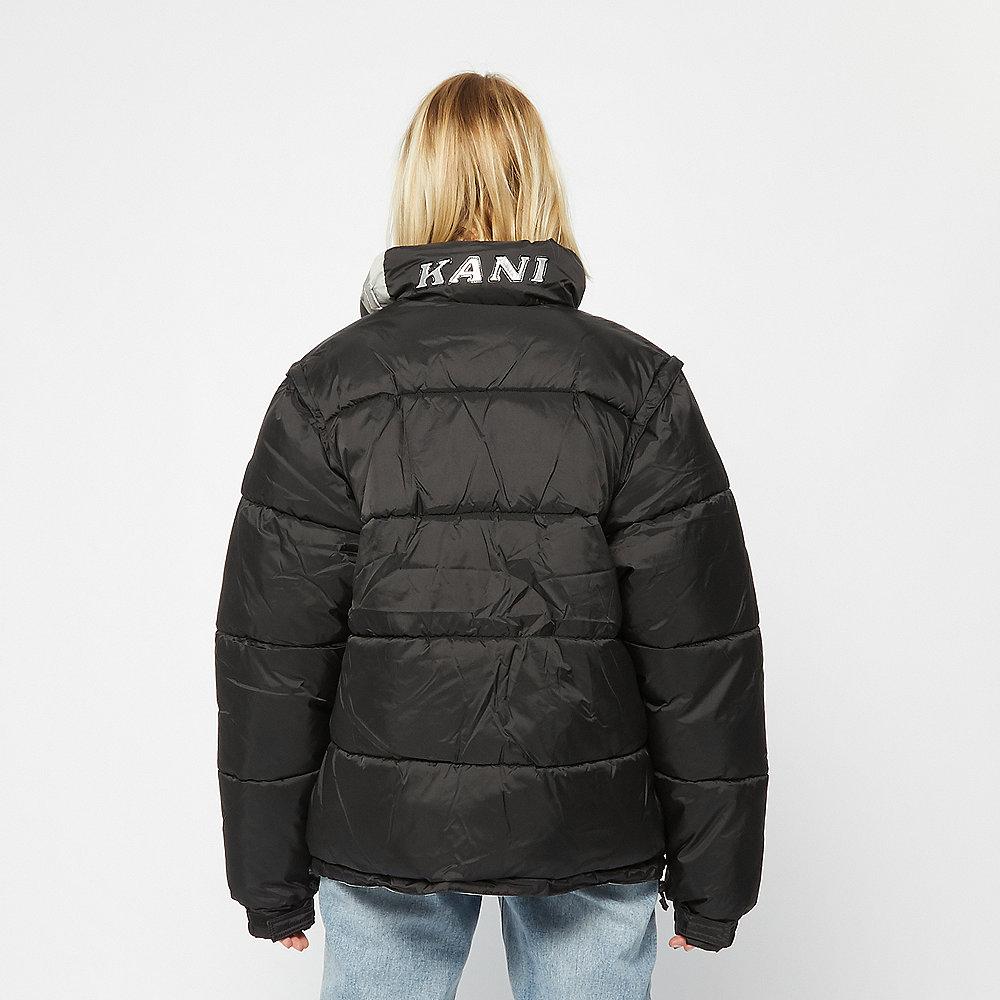 Karl Kani Karl Kani Bubble Jacket black/grey