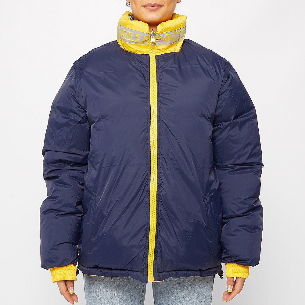 Karl Kani Karl Kani Bubble Jacket yellow/navy