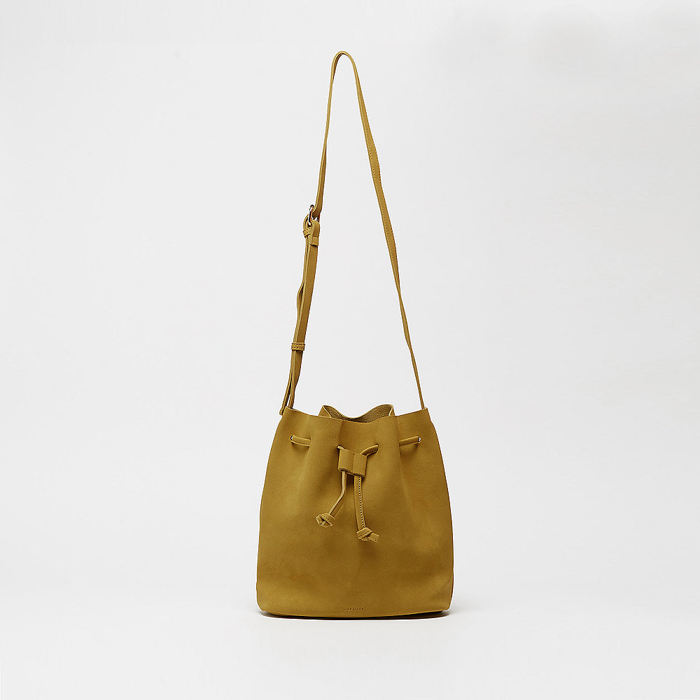 Mae & Ivy Mila Bucket Bag oker